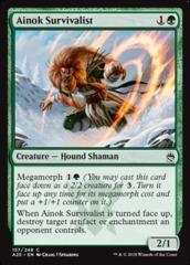 Ainok Survivalist on Channel Fireball