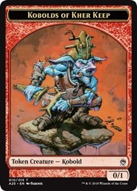 Kobolds of Kher Keep Token (010)