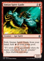 Simian Spirit Guide