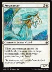 Auramancer - Foil on Channel Fireball