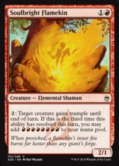 Soulbright Flamekin - Foil