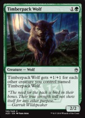 Timberpack Wolf - Foil