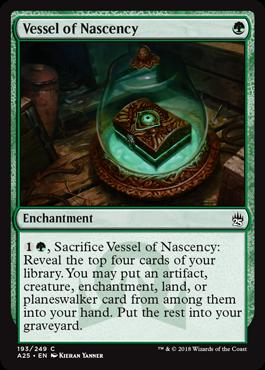 Vessel of Nascency - Foil