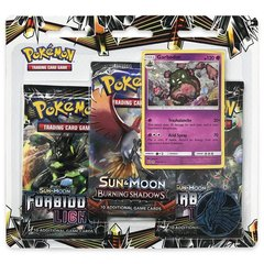 Sun & Moon - Forbidden Light 3 Pack Blister - Garbodor on Channel Fireball