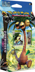 Forbidden Light Theme Deck - Tropical Takedown Alolan Exeggutor