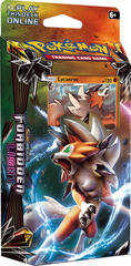 Sun & Moon 06: Forbidden Light Theme Deck - Twilight Rogue