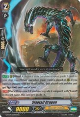 Slaptail Dragon - G-BT14/017EN - RR on Channel Fireball