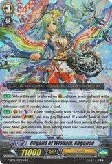 Regalia of Wisdom, Angelica - G-BT14/020EN - RR on Channel Fireball