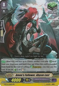 Amons Follower, Abysm Lust - G-BT14/026EN - RR