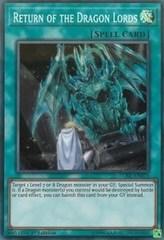 Return of the Dragon Lords - LCKC-EN074 - Secret Rare - 1st Edition