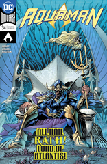 Aquaman #34 (JAN180251)