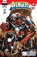 Avengers #685 Leg