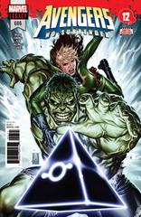 Avengers #686 Leg
