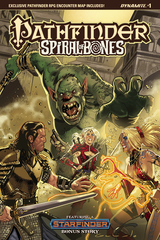 Pathfinder: Spiral Of Bones #1 (Of 5) (Cover A - Galindo)