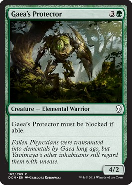 Gaeas Protector