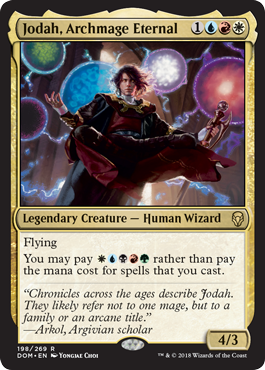 Jodah, Archmage Eternal - Foil