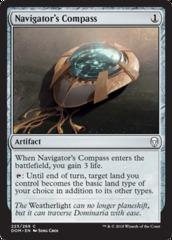 Navigator's Compass - Foil