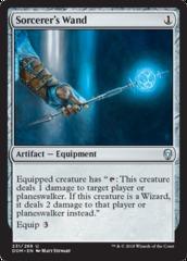 Sorcerer's Wand - Foil