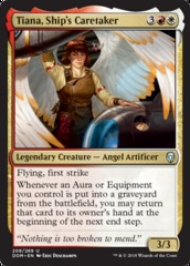 Tiana, Ship's Caretaker - Foil
