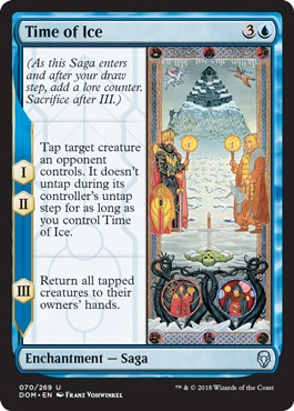Time of Ice - Foil