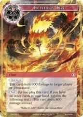 Fictitious Fire - TSW-037 - C