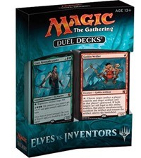 Duel Decks: Elves vs Inventors