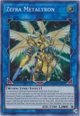 Zefra Metaltron - EXFO-EN097 - Super Rare - Unlimited Edition