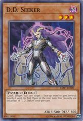 D.D. Seeker - EXFO-EN031 - Common - Unlimited Edition on Channel Fireball