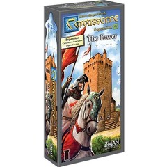 Carcassonne - Expansion 4 - The Tower (2017)