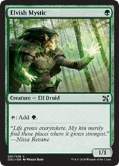 Elvish Mystic on Channel Fireball