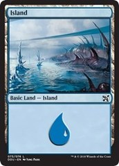 Island (73) on Channel Fireball