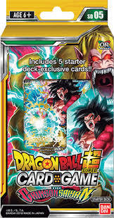 Dragon Ball Super: Series 4 Starter Deck - Deck 5