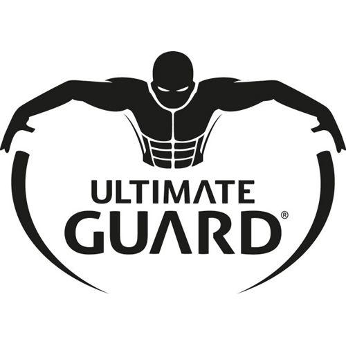 Ultimate Guard - Twin FlipNTray Deck Case 200+ Standard Size Xenoskin Amber