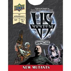 Vs System: 2Pcg - New Mutants
