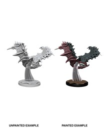 Pathfinder Battles Unpainted Minis - Flying Ray