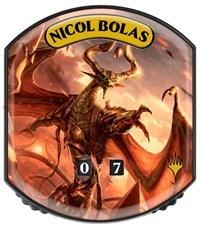 Ultra Pro - Relic Tokens: Eternal Collection - Nicol Bolas