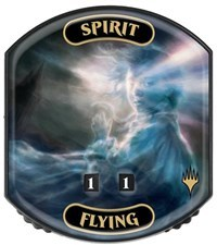 Ultra Pro - Relic Tokens: Eternal Collection - Spirit (Flying)