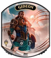 Ultra Pro - Relic Tokens: Eternal Collection - Gideon - Foil