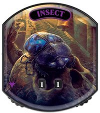 Ultra Pro - Relic Tokens: Eternal Collection - Insect - Foil
