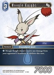 Moogle Knight - 5-138C - C