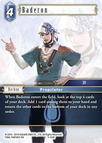Baderon - 5-132R - R
