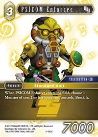 PSICOM Enforcer - 5-083C - C