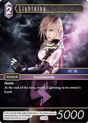 Lightning - 5-116H - H - Foil