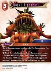 Royal Ripeness - 5-007H - H - Foil