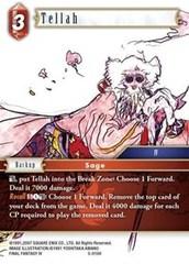 Tellah - 5-015H - H - Foil