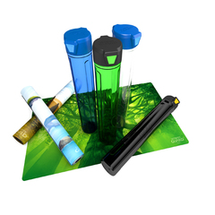 Matpod Playmat Tube: Green