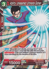 Ability Unleashed Ultimate Gohan - P-020 - PR on Channel Fireball