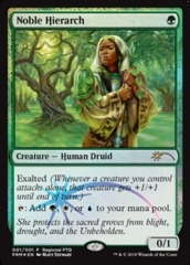 Noble Hierarch - Regional PTQ Promo