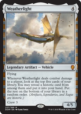 Weatherlight - Foil