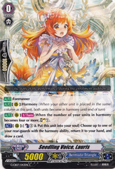 Seedling Voice, Lauris - G-CB07/043EN - C